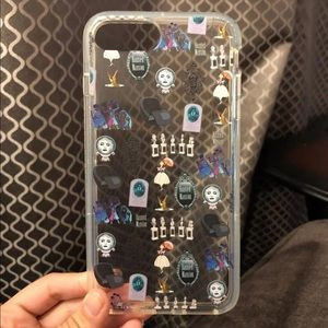 Haunted mansion iPhone 8plus case